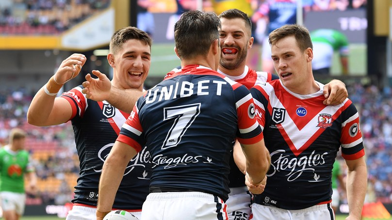 Extended Highlights | Roosters v Raiders