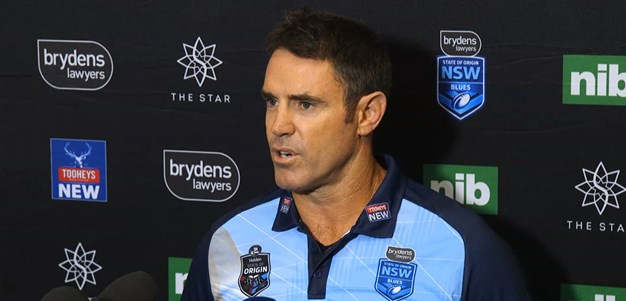 Fittler Blues Announcement | Game One