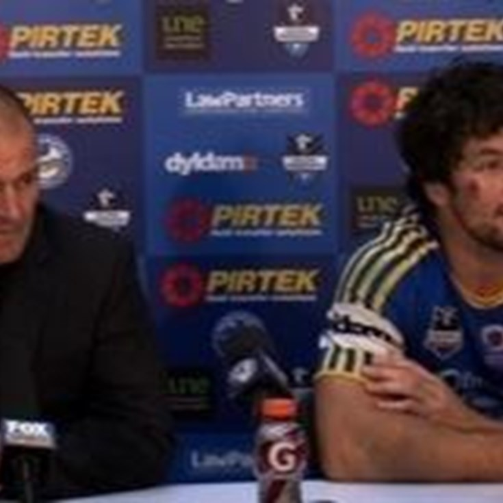 Eels Rd 23 Press Conference