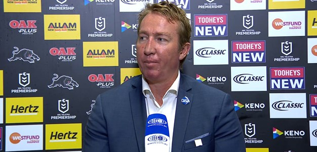 Press Conference | Round 13