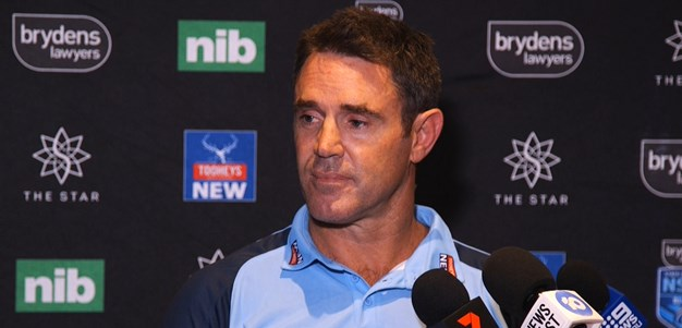 Fittler makes changes to Blues side for Origin II