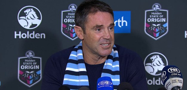 Blues Press Conference | Origin II