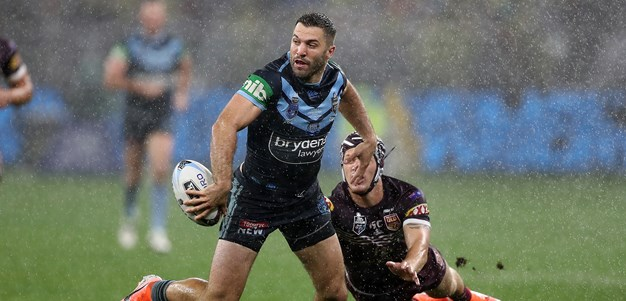 Tedesco talks through his incredible flick pass