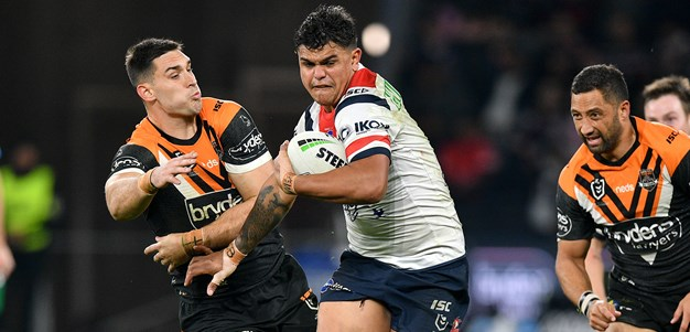 Extended Highlights | Wests Tigers v Roosters