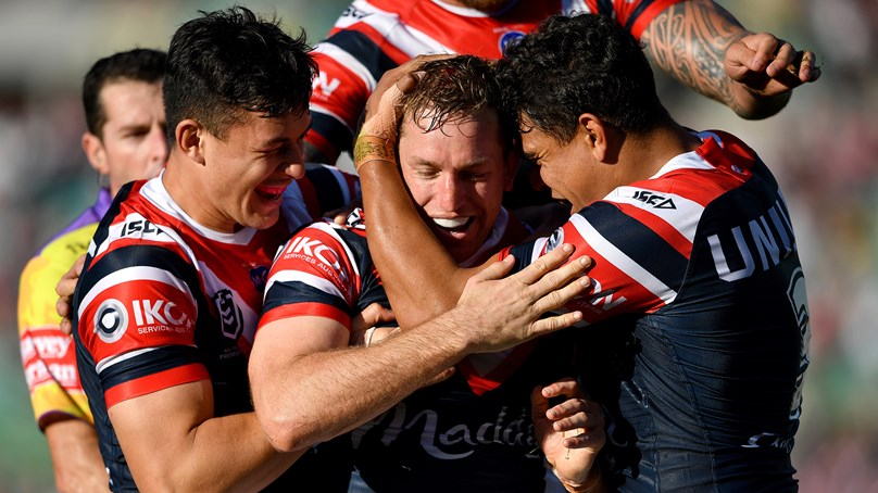 Extended Highlights | Roosters v Warriors