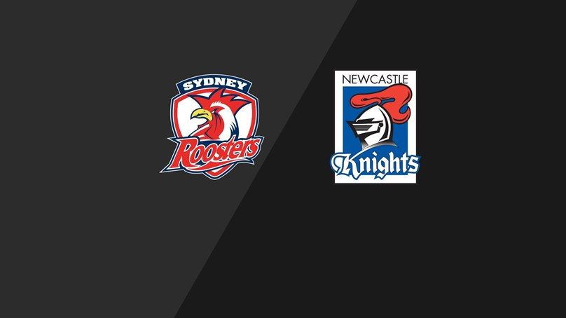 Roosters v Knights - Preliminary Final, 2000