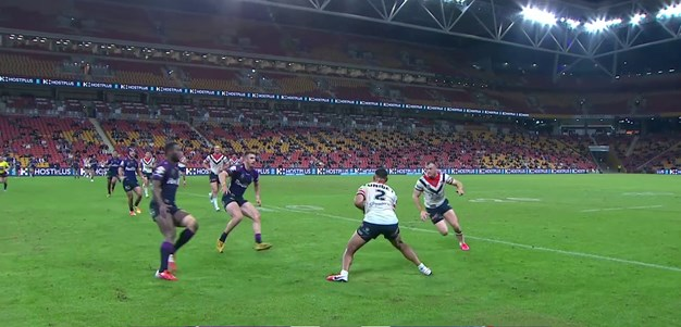 Steggles Try of the Week | Round 8