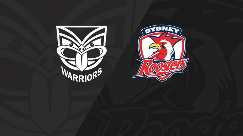 Full Match Replay: Warriors v Roosters - Round 11, 2020