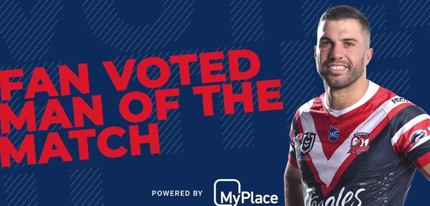 Your Round 17 Man Of The Match