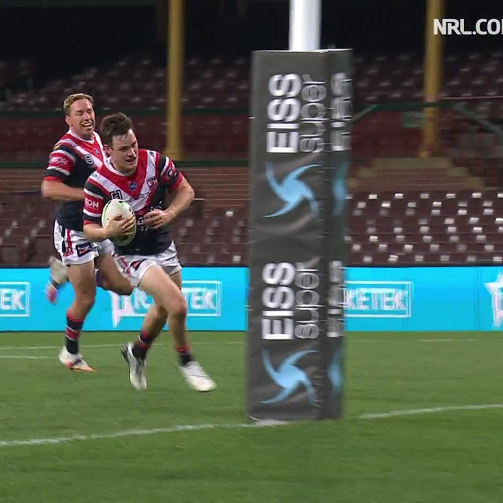 Keary makes it a double in game 150