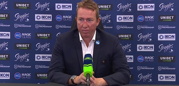 Press Conference | Round 18