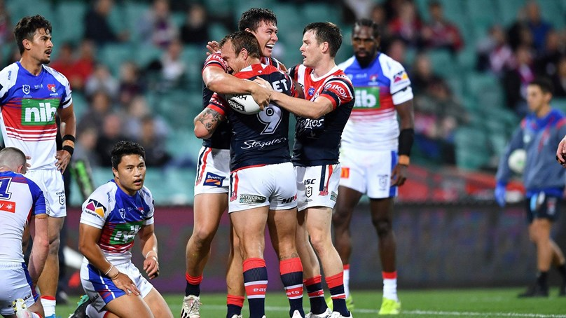 Extended Highlights | Roosters v Knights