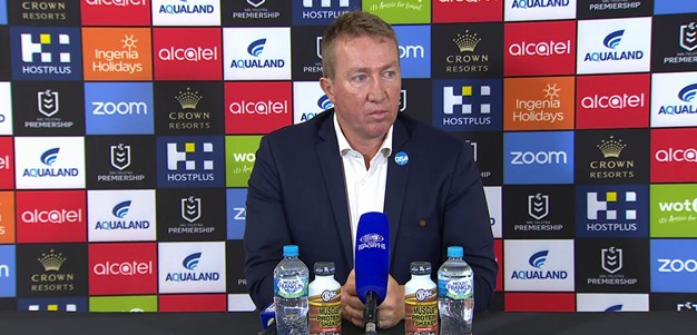 Press Conference | Round 20
