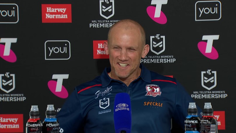 NRLW Press Conference | Game One