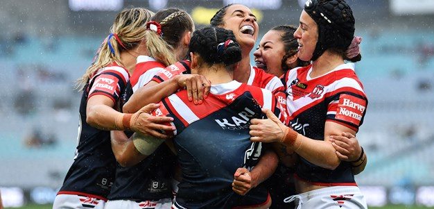 Sydney Roosters 2020 NRLW Journey
