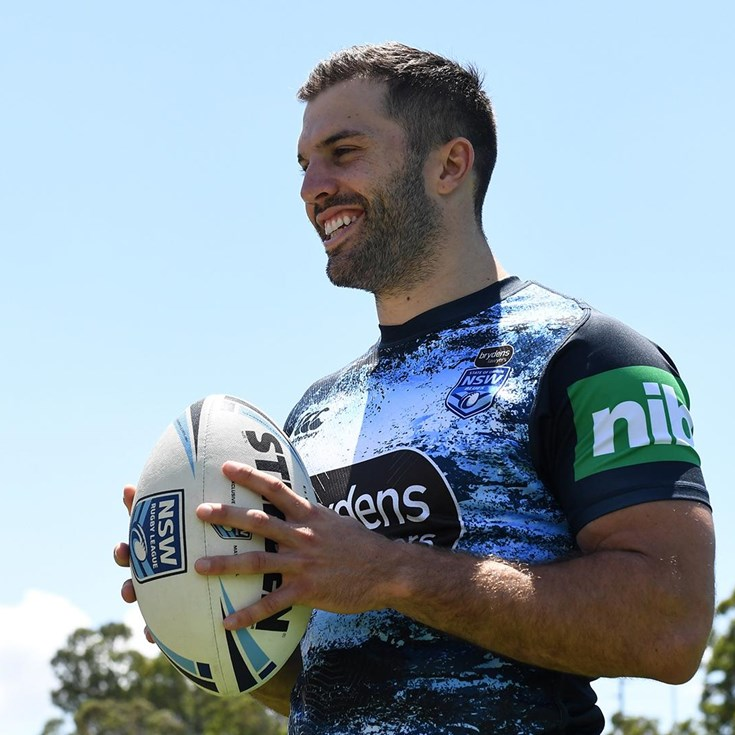 Tedesco ready to lead Blues