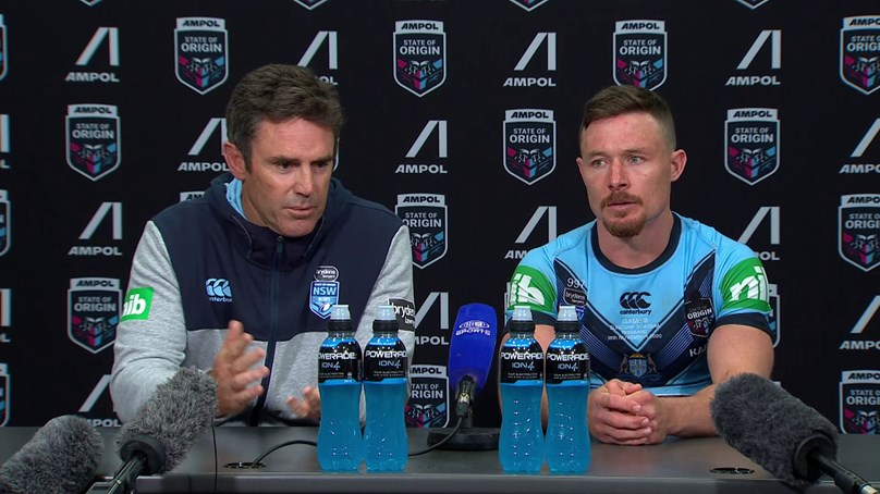 Press Conference | NSW Blues