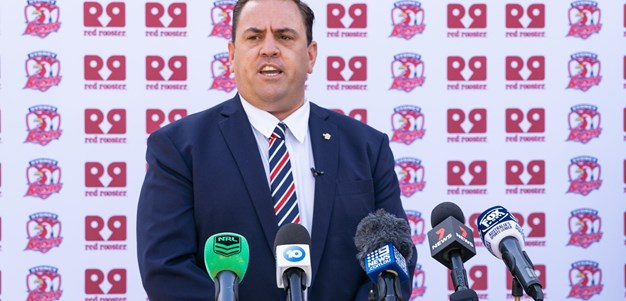 Red Rooster extend partnership with Sydney Roosters