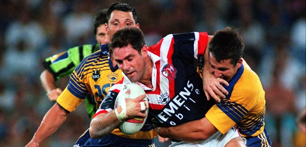 Round 1, 2000 Flashback: Roosters vs Eels