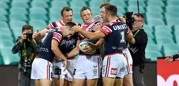 Round 5 Extended Highlights: Roosters v Sharks