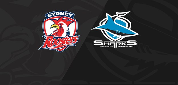 Full Match Replay: Roosters v Sharks - Round 5, 2021