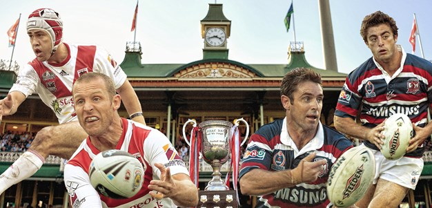 Lest We Forget: Roosters and Dragons Legends Remember Anzac Day