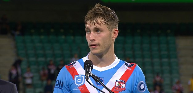 Sam Walker claims Spirit of Anzac Medal