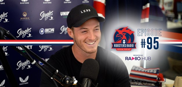 Roosters Radio Episode 95 - Sam Verrills