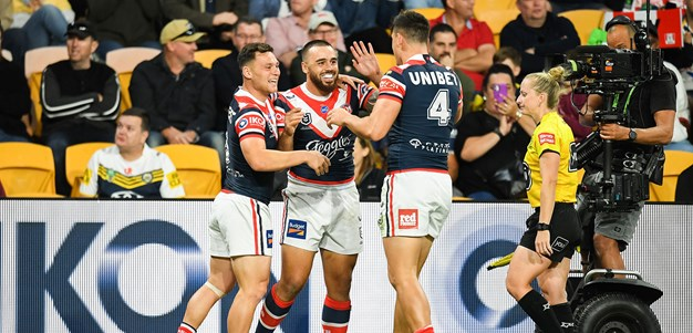 Round 10 Match Highlights: Roosters v Cowboys