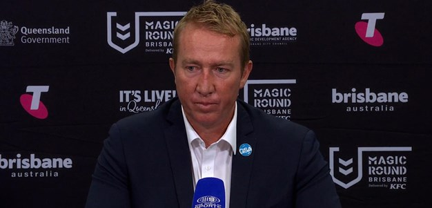Trent Robinson Press Conference Round 10