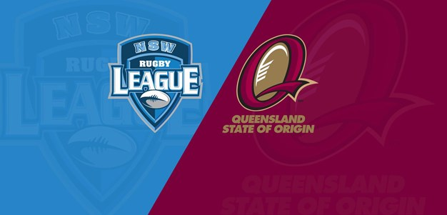 LIVE | Origin Classic - Game II 2005