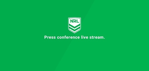 Live Press Conference | Panthers v Roosters