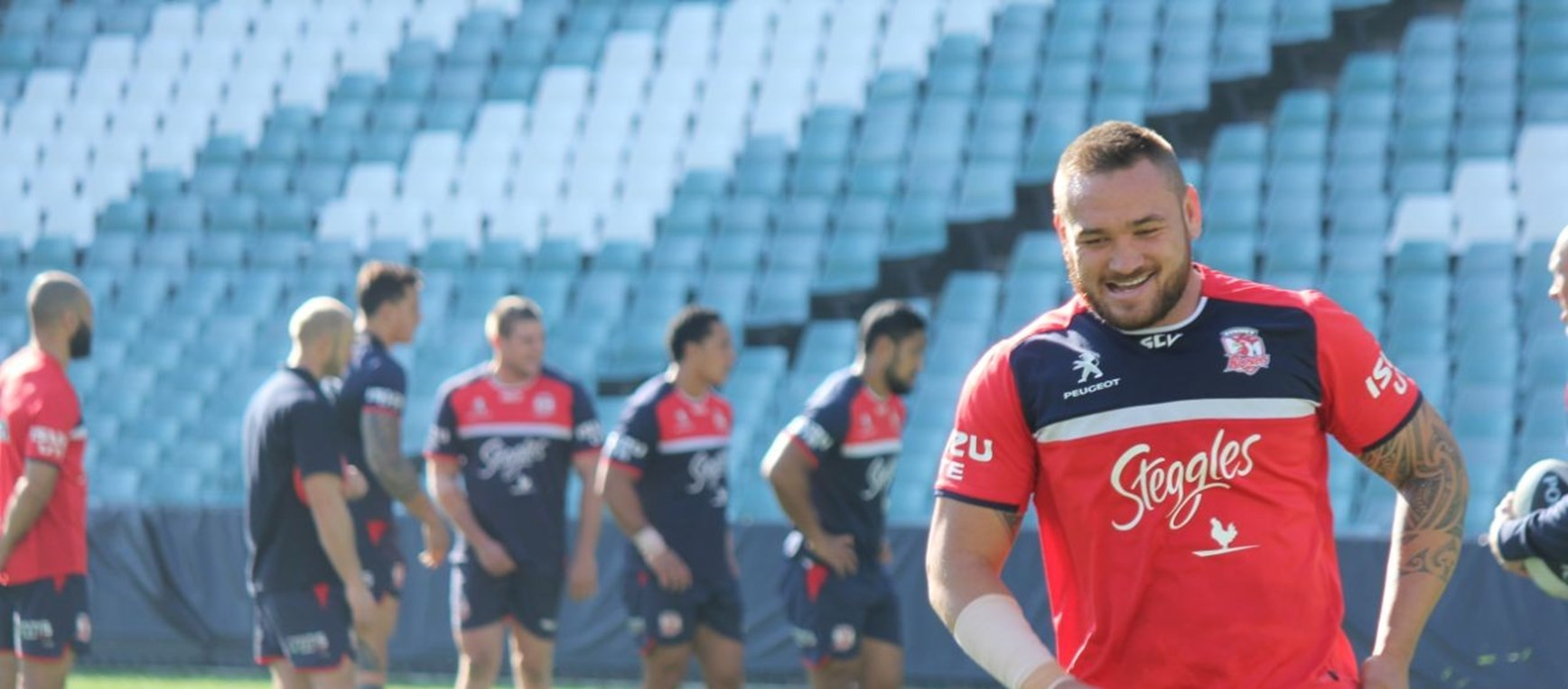 Training Gallery: Knights preparation