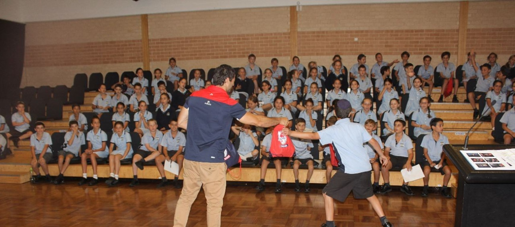 Snaps | Roosters Against Racism - Moriah College