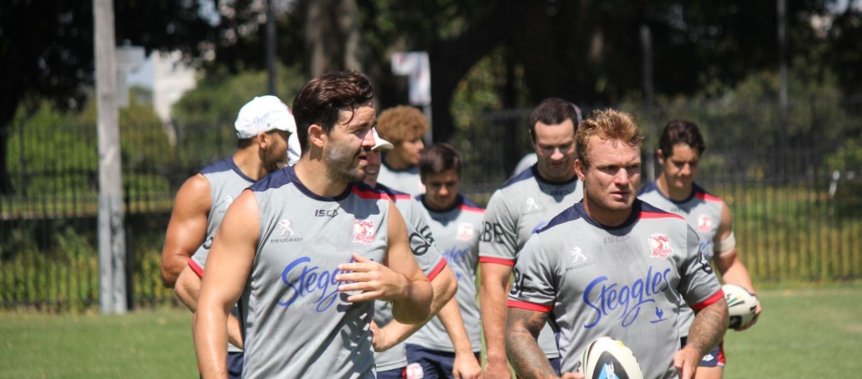 Training Gallery | Pre-Season Week 3