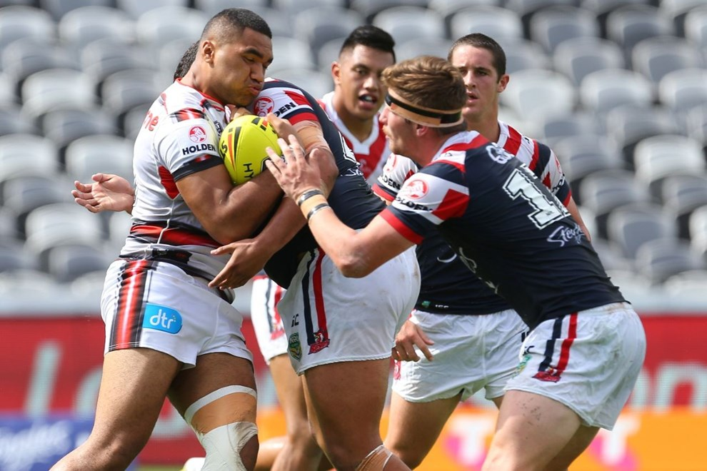 NYC Round 5 - Roosters V Warriors