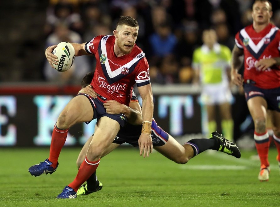 Competition - NRL Premiership Round - Round 15 Teams – NZ Warriors v Sydney Roosters Date – 19th of June 2016 Venue – Mt Smart Stadium, Auckland, NZ Photographer – Shane Wenzlick