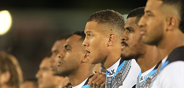 Two Roosters In Fiji Squad