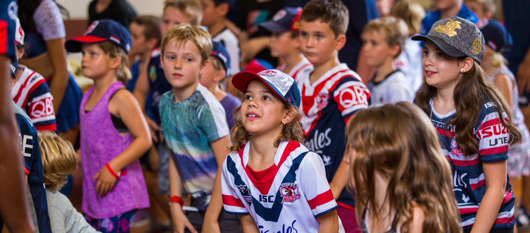 Gallery | Roosters Christmas Roadshow