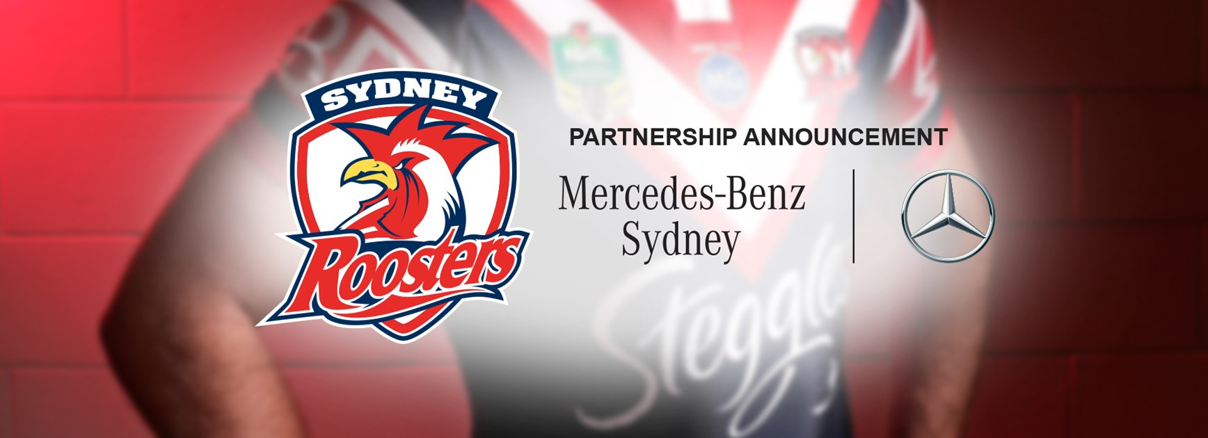 Mercedes-Benz Sydney Driving Force Behind Roosters