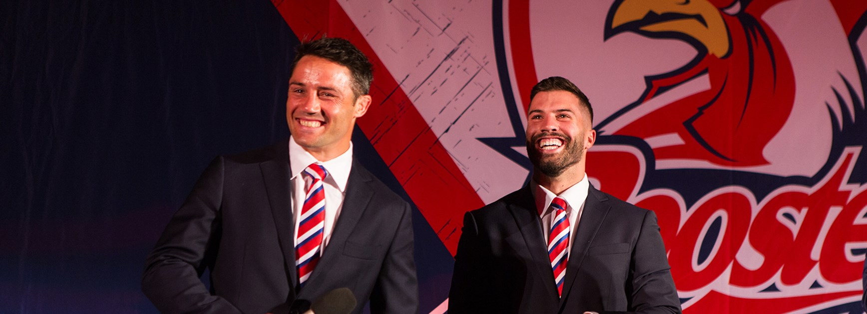 Cooper Cronk Excited At Season Launch