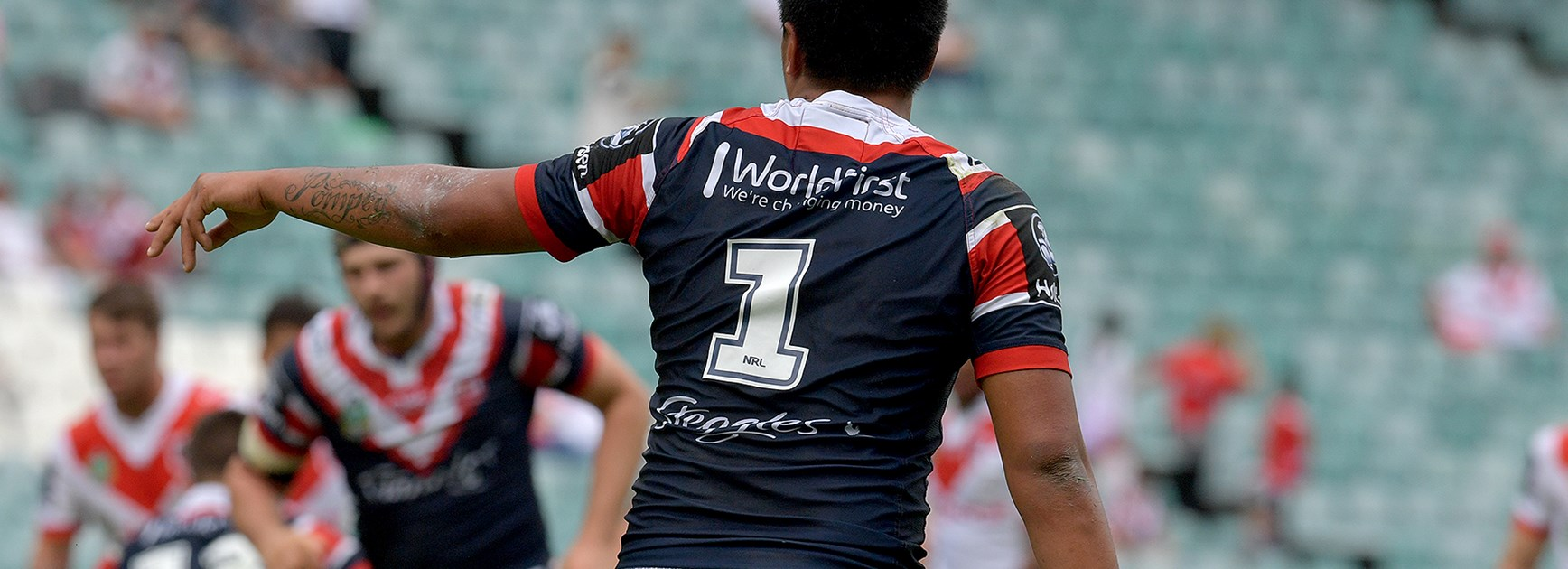 Young Roosters Shine In Trial Win
