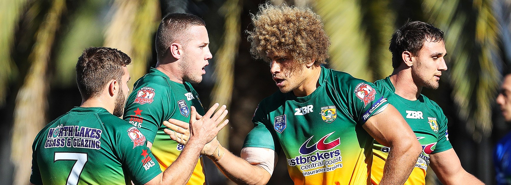 Wyong Roos ISP Draw 2018