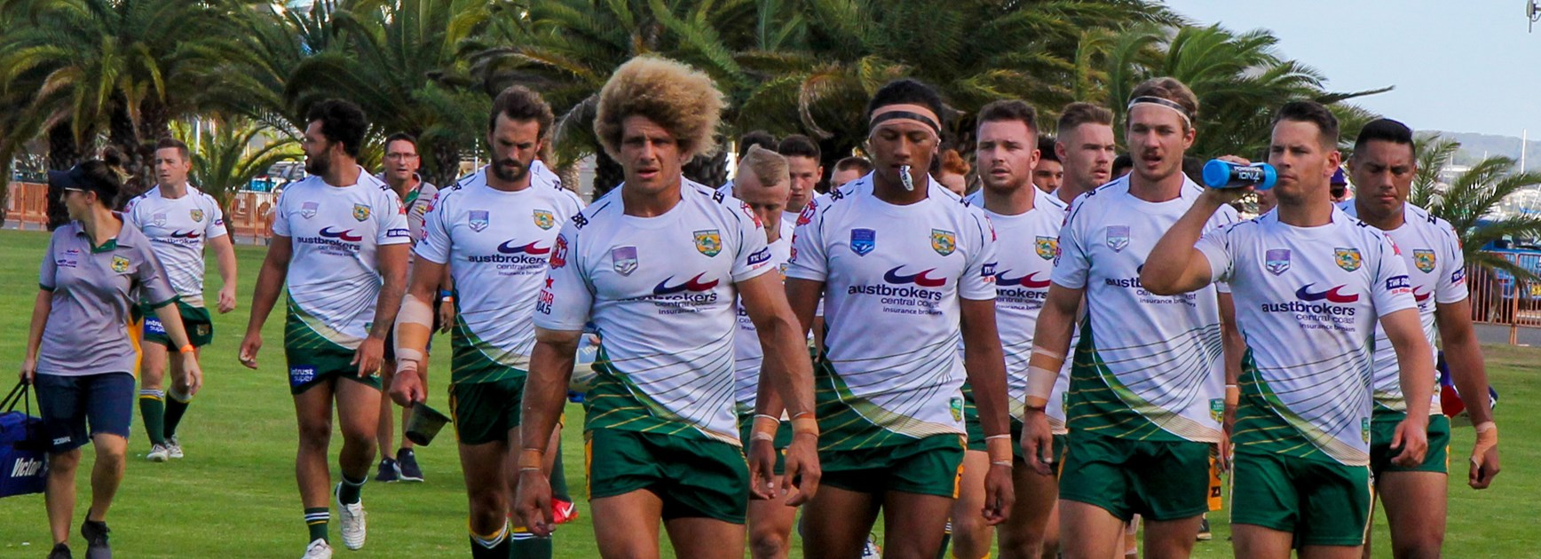 Wyong Roos Fall In Tough Match