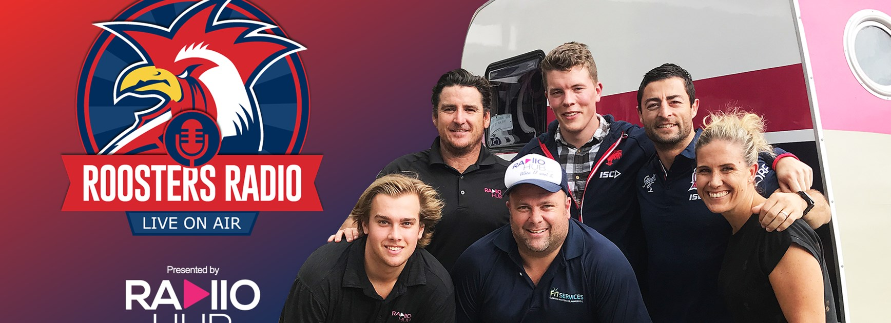 Roosters Radio | State Of Origin Edition