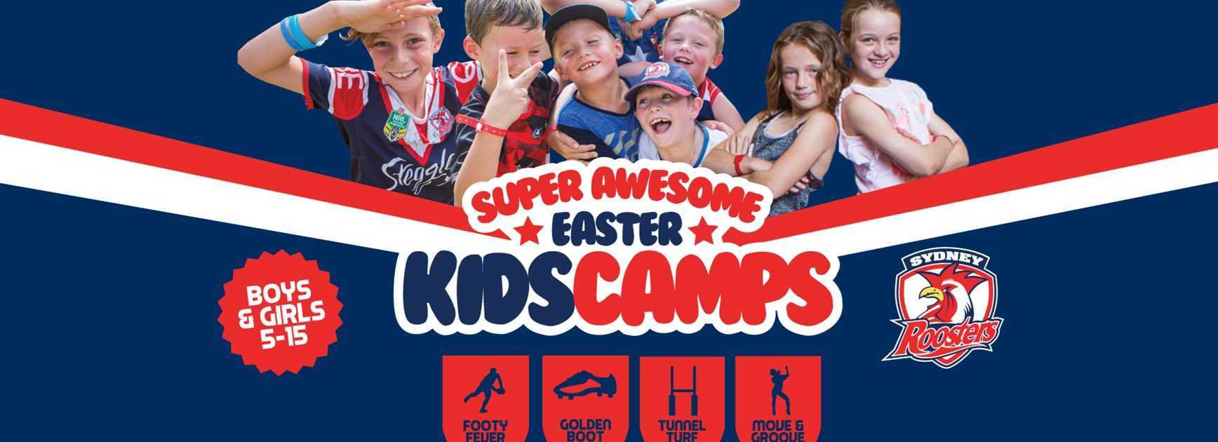 Easter School Holiday Camps