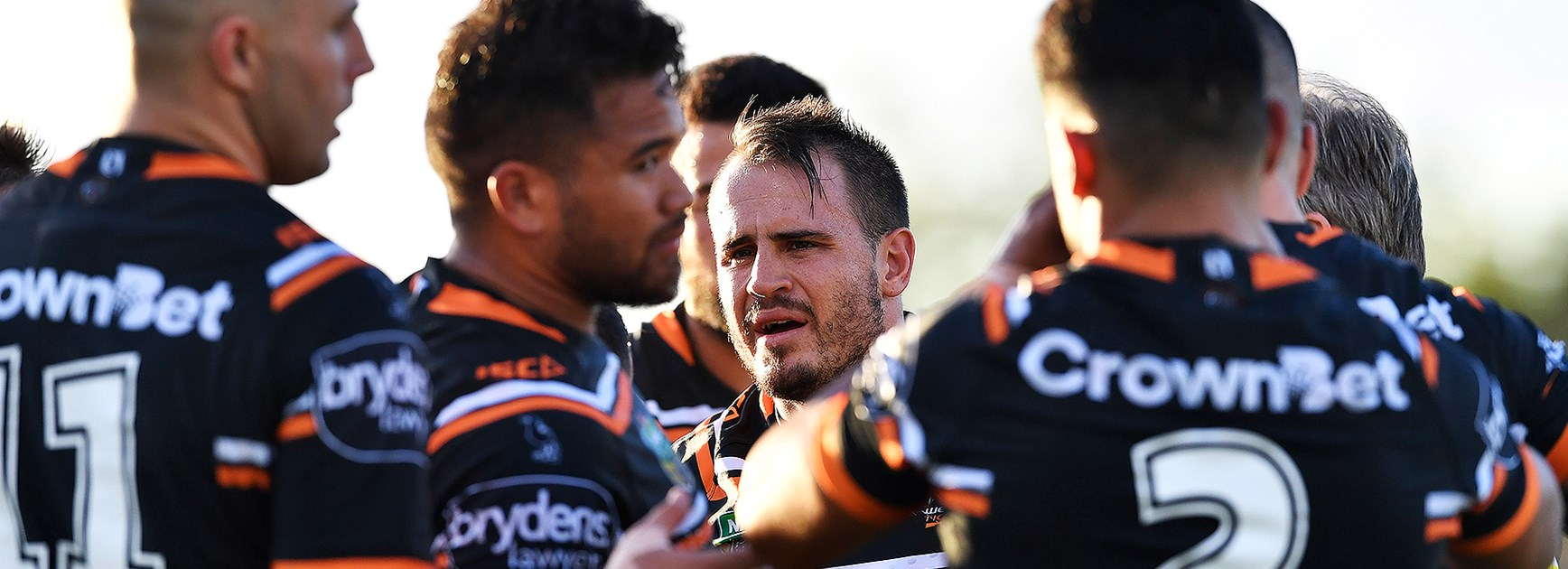 Wests Tigers Name New Look Squad