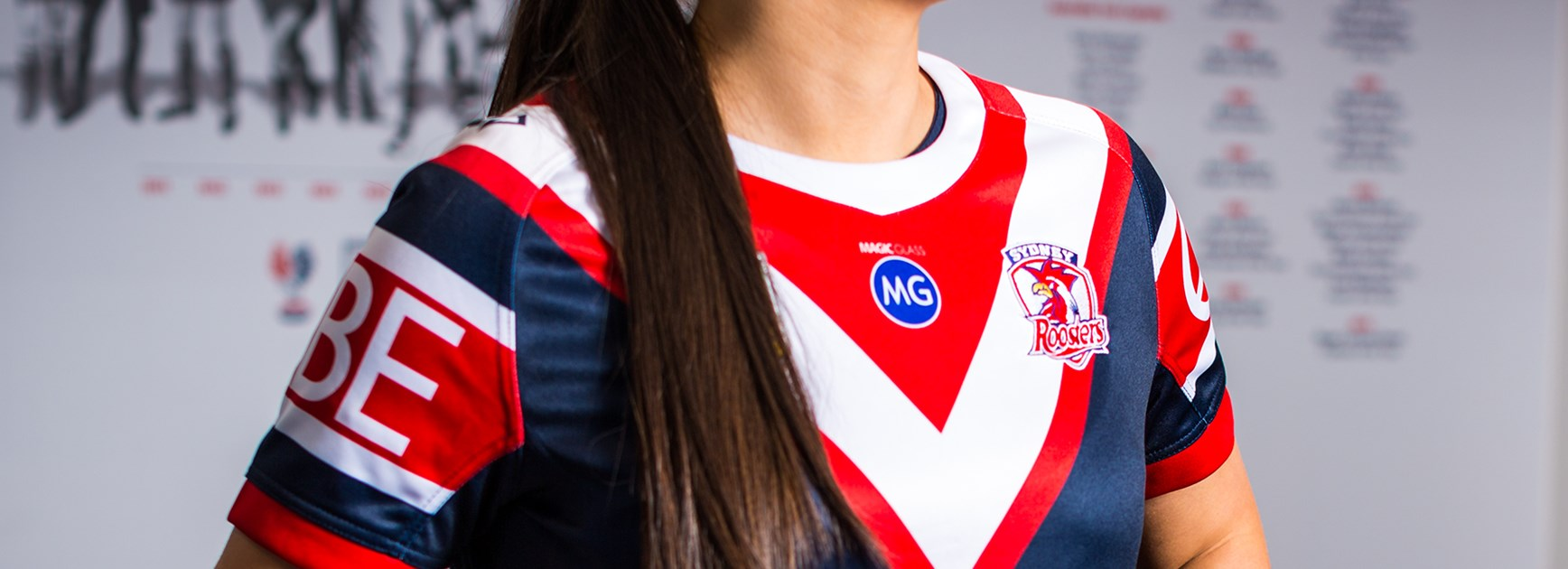 Sydney Roosters announce that a women's team will compete in the inaugural NRLW competition.