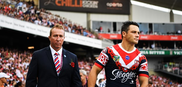 Roosters Key Points | Anzac Day