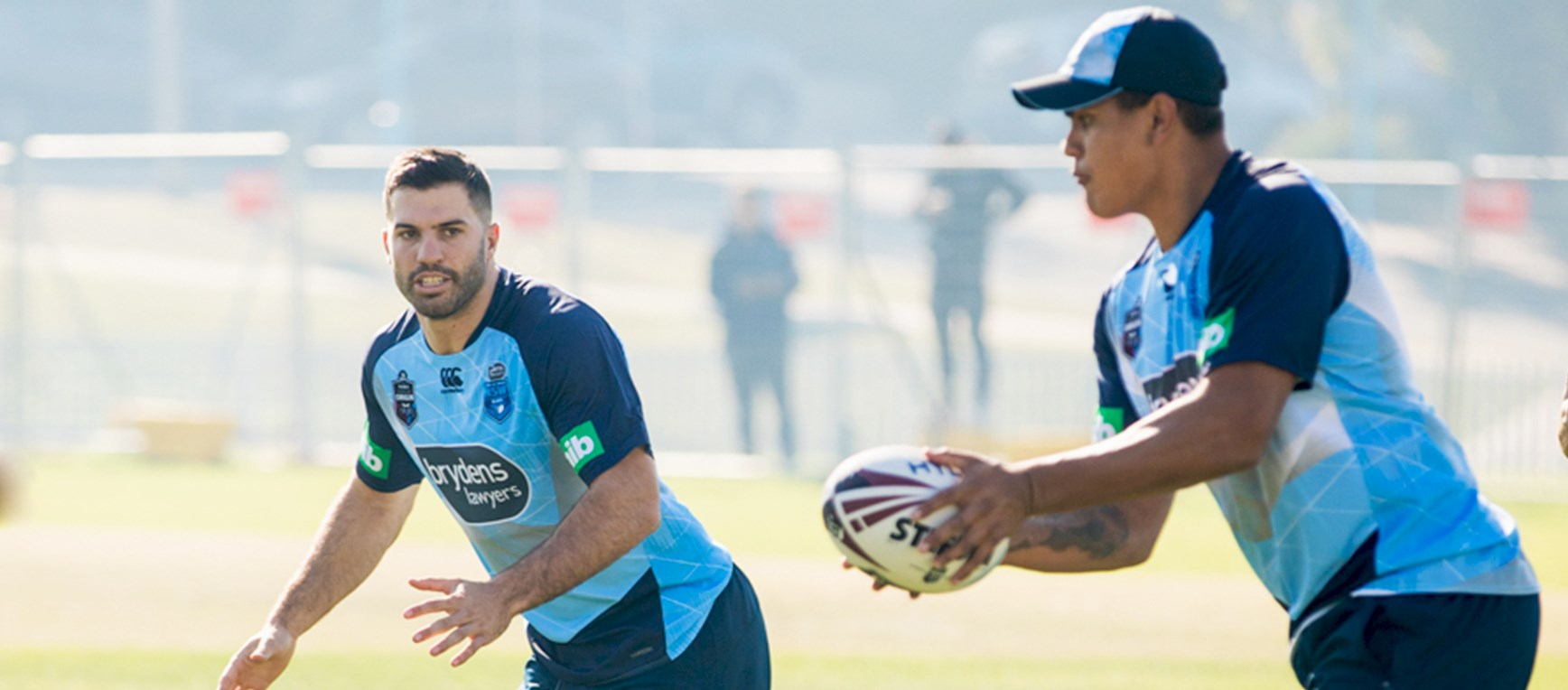 NSW Blues Training